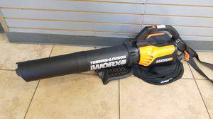 Worx leaf blower for Sale in Phoenix, AZ