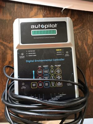 Autopilot environmental controller for Sale in Covington, WA