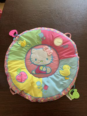 Hello kitty baby play mat for Sale in Palm Beach Gardens, FL