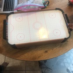 Tabletop Air Hockey Table for Sale in Richardson,  TX
