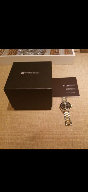LIKE NEW TAG HEUER WATCH TWO TONE for Sale in Delray Beach, FL