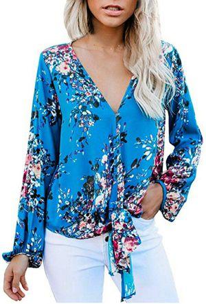 V neck chiffon blouse for Sale in Woodbridge, VA