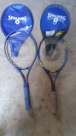 Spalding Tennis Rackets for Sale in Portland, OR