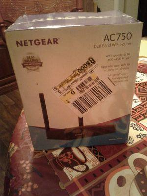 Netgear router new for Sale in Jacksonville, FL