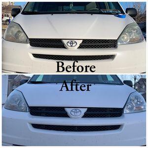 Headlight Restoration for Sale in Salt Lake City, UT