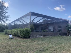 Re screen pool enclosure for Sale in Kissimmee, FL