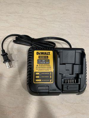 Dewalt 12v/20v charger. $35 price is firm for Sale in Bellevue, WA