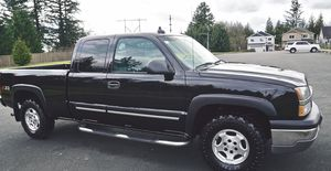 SLIVERADO CHEVY 4 wheel drive works great for Sale in Tampa, FL