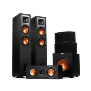 Klipsch 5.1 Surround System with Denon AVR for Sale in San Luis Obispo, CA
