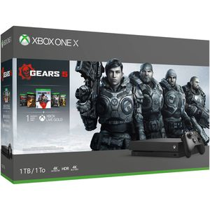 Xbox One X Gears of War 5 Bundle Brand New for Sale in Rancho Cucamonga, CA