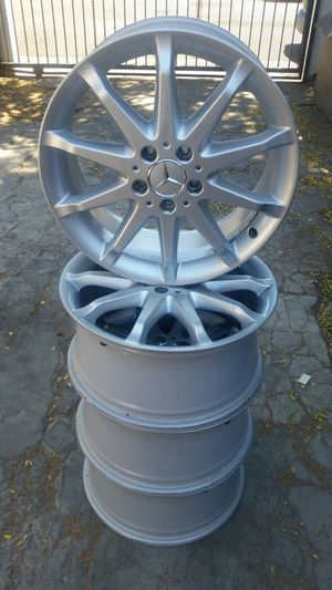 "Mercedes OEM 18"" Rims R320/R350/R500 for Sale in Santa Monica, CA"