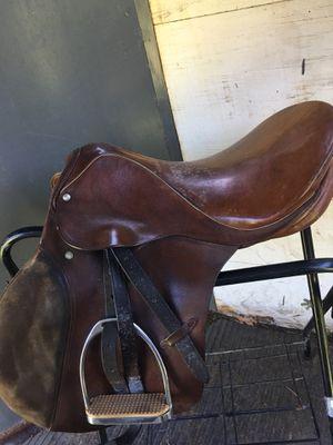 Stubben Krefeld English Saddle for Sale in Grawn, MI