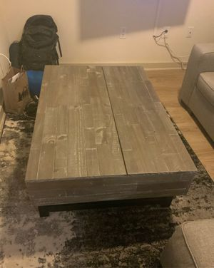 Coffee table / desk for Sale in Greenville, SC