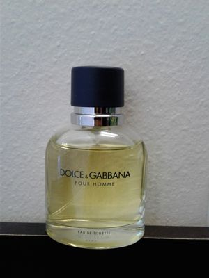 75ml D&G Pour Homme Cologne for men $50 for Sale in Everett, WA