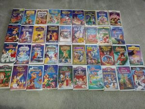 38 Disney movies for Sale in Stevens Point, WI