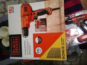 Black&decker 3/8 drill for Sale in Lebanon, IN