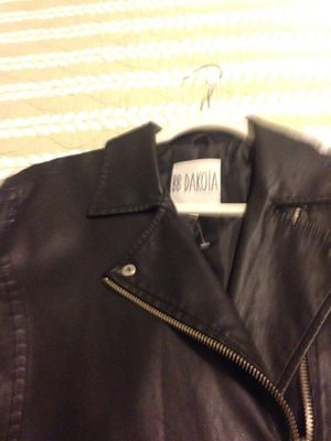 Leather jacket for Sale in Gambrills, MD