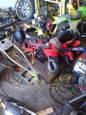 Pocket bikes for Sale in Superior Charter Township, MI