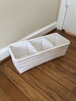 Target Woven Storage Bin (Small) for Sale in Portland, OR