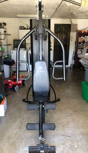 Marcy Home Gym for Sale in Chula Vista, CA