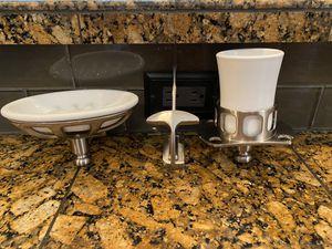 Restoration Hardware Bathroom Set for Sale in Phoenix, AZ