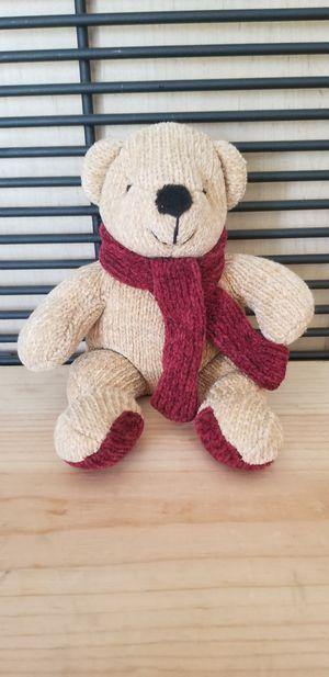 "POTTERY BARN NICHOLAS TEDDY BEAR 8"" for Sale in Fontana, CA"