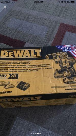 Brand new Dewalt drill kit for Sale in Laurel, MD