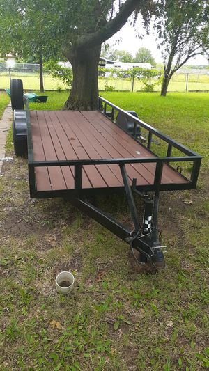 Trailer 5x14 like new for Sale in Burleson, TX