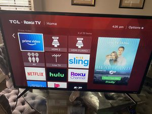 TCL 40inch Roku TV for Sale in Scottsdale, AZ