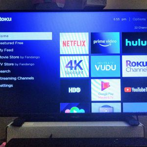 Insignia TV (42 Inch) With Roku Streaming devices for Sale in Smyrna, GA