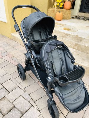City Select Baby Jogger Double Stroller for Sale in Sanford, FL