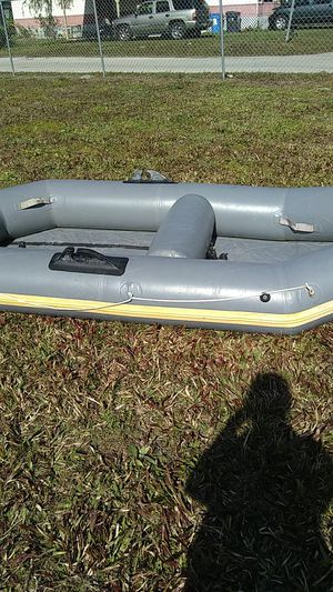 Inflatable boat, for Sale in Plant City, FL