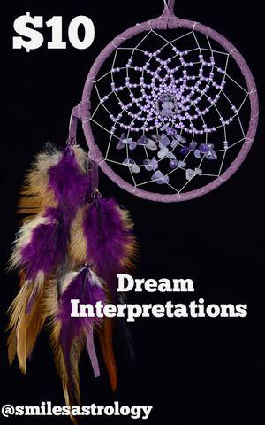 Dream Interpretation for Sale in Chico, CA