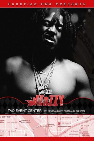 Mozzy Live At TAO Center February 10,2017 for Sale in Portland, OR