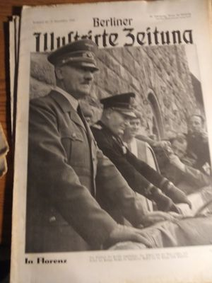 WW2 ...1939 monthly newspaper....original....authentic.....WW2 history. for Sale in Sioux Falls, SD