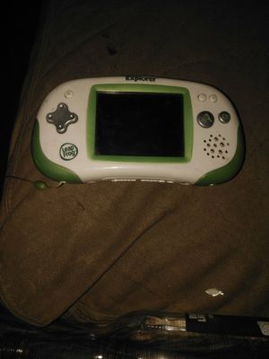 Leap frog gaming system for kids for Sale in Albuquerque, NM
