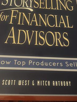 Story Selling For Financial Advisor for Sale in Longmont,  CO
