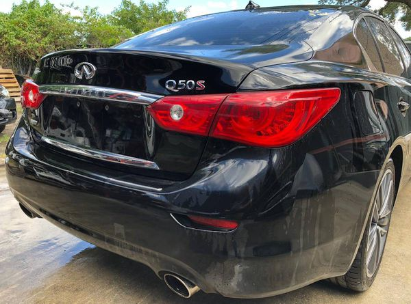 2014-2019 INFINITI Q50 COMPLETE PART OUT!