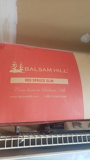Balsam hill 10ft Christmas tree white lights for Sale in Germantown, MD