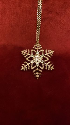 Snowflake necklace for Sale in Alvaton, KY