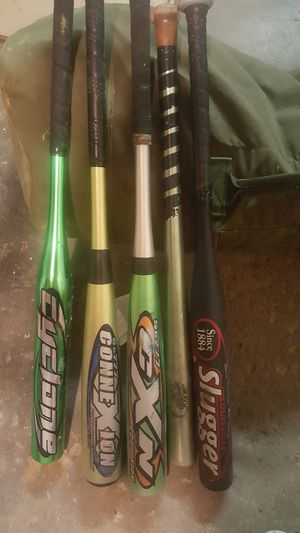 Baseball softball Bats for Sale in Noblestown, PA