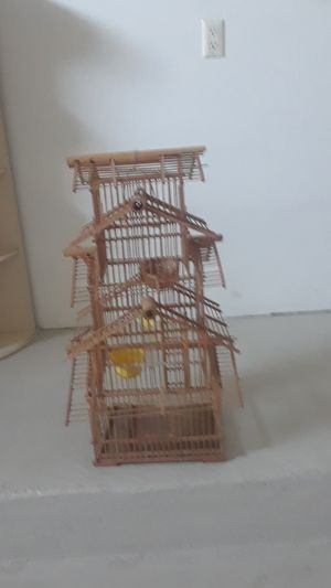 Small bird cage like finches for Sale in Sterling Heights, MI