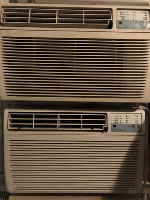 I have two Kenwood 10,000 BTU Air-conditioners used but in great condition blows very very cold air for Sale in Washington, DC