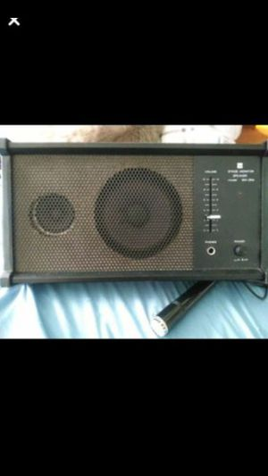 TOA Stage Monitor Speaker & Accessories.#SM-25A for Sale in Madison Heights, MI