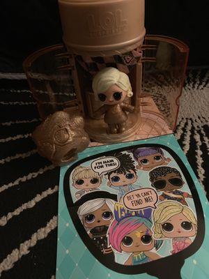 Glamour queen hair goal series lol dolls for Sale in Lithia, FL