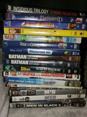Movies for Sale in Campbell, NY