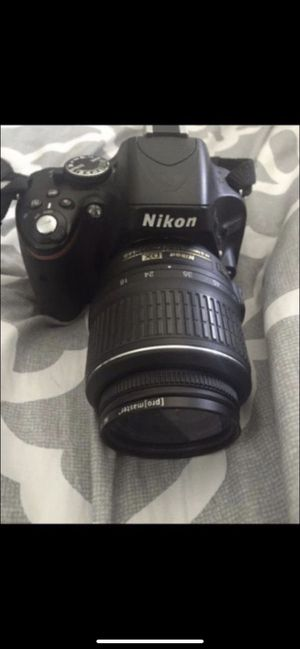 Nikon d5100 for Sale in Goodyear, AZ