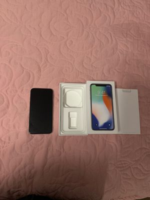 Iphone X T-Mobile for Sale in Irwindale, CA