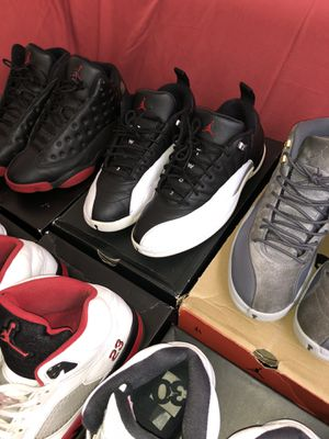 """Nike Air Jordan 12 Low """"Playoffs"""" Size 10.5 OG all 9/10 condition for Sale in Miami, FL"""