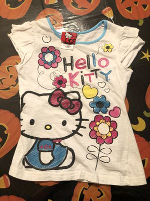 Hello kitty size 6X for Sale in Dallas, TX